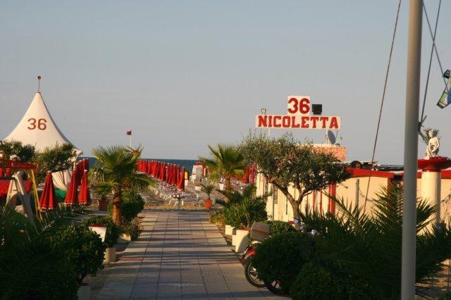 Hotel con spiaggia compresa a rimini marina centro il - Bagno 30 rimini ...